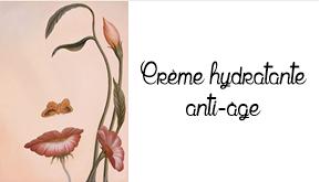 Crème anti-âge